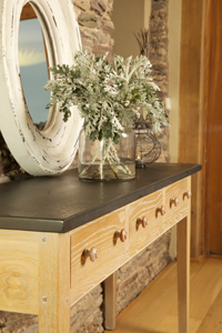 Console Table ...
