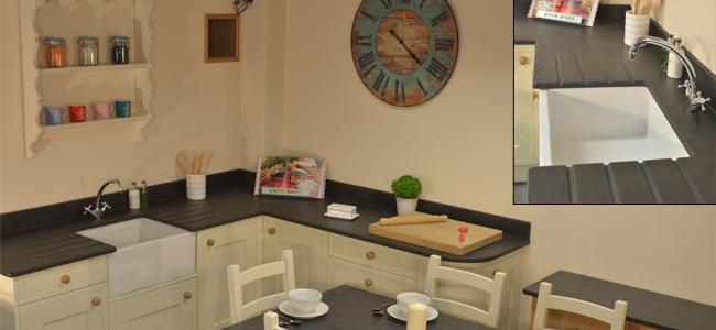 Slate Kitchen Worktop Counter Top
